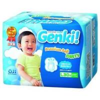 Трусики Genki L 30 шт (9-14 кг)
