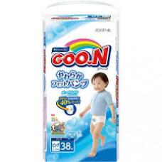 Трусики Goon Big 38 шт (12-20 кг) для мальчиков