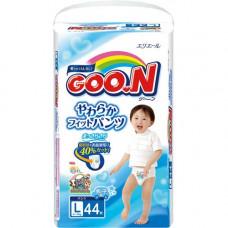 Трусики Goon L 44 шт (9-14 кг) для мальчиков