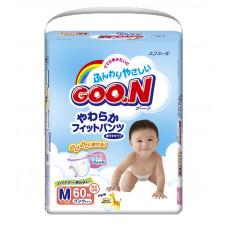 Трусики Goon M 58 шт (7-12 кг) для начинающих ходить