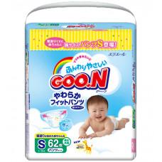 Трусики Goon S 62 шт (5-9 кг) для ползающих