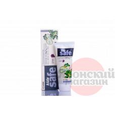 CJ Lion Kids Safe Зубная паста детская Виноград (от 3-х до 12 лет) 90 гр