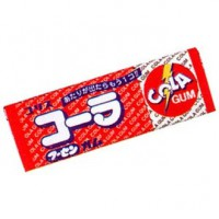 Coris Bubble Gum Cola Жевательная резинка Кола 11 гр