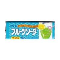 Coris Bubble Gum Fruit Soda Жевательная резинка Фруктовая содовая 11 гр