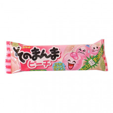 Coris Sonomanma Peach Жевательная резинка Персик 14.4 гр (3 шт)
