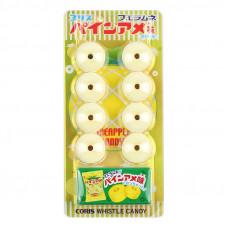 Coris Whistle Ramune Candy Pineapple Содовая конфета-свисток Ананас 22 гр
