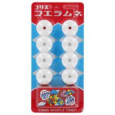 Coris Whistle Ramune Candy Содовая конфета-свисток 22 гр