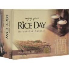 CJ Lion Мыло туалетное Rice Day, экстракт рисовых отрубей, 100 гр
