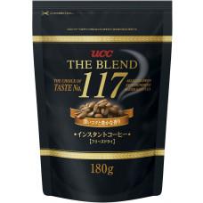 Ajinomoto UCC The Blend 117 Кофе натуральный растворимый гранулированный Крепкий вкус (Смесь 117) (м