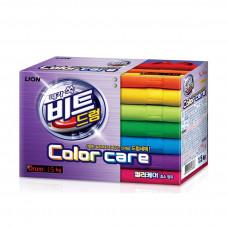CJ Lion Beat Drum Color Care Стиральный порошок для цветного белья (автомат)(коробка) 1500 гр