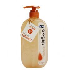 CJ Lion Chamgreen Pure Fermentation Grain Средство для мытья посуды 5 злаков 750 гр (720 мл)