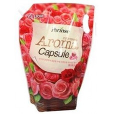 CJ Lion Porinse Aroma Capsule Pink Rose Кондиционер для белья (м.у.) 2100 мл
