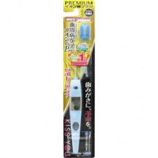 Hukuba Dental Kiss You Зубная щетка ионная с широкой чистящей головкой Средняя жесткость 1 шт