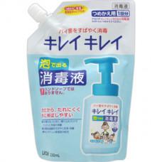 Lion Kirei Kirei Пенное средство для рук антибактериальное дезинфицирующее (м.у.) 230 мл
