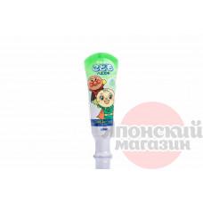 Lion Kodomo Зубная паста детская cлабообразивная Дыня 40 гр