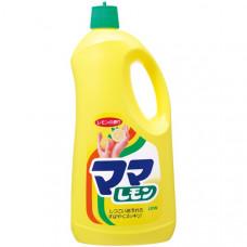 Средство для мытья посуды Lion Mama Lemon Лимон 2150 мл