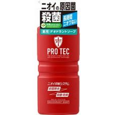 Lion Pro Tec Дезодорирующие мужское жидкое мыло для тела с ментолом 420 мл