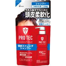 Lion Pro Tec Шампунь-гель мужской увлажняющий с лёгким охлаждающим эффектом (м.у.) 230 гр