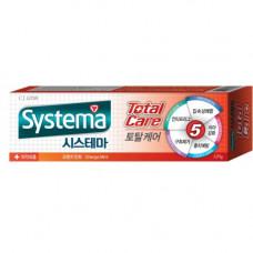 CJ Lion Dentor Systema Зубная паста для комплексной защиты Апельсин 120 гр