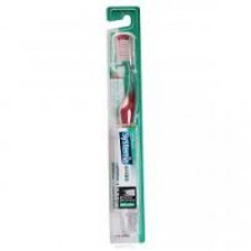 CJ Lion Dentor Systema Зубная щетка Двойное действие разноуровневые щетинки/кристальная ручка