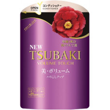 Shiseido Tsubaki Volume Touch Кондиционер для волос безсиликоновый Объем с маслом камелии (м.у.) 345 мл