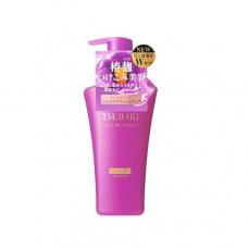 Shiseido Tsubaki Volume Touch Шампунь для волос безсиликоновый Объем с маслом камелии 500 мл