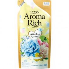 Lion Soflan Aroma Rich Fairy Кондиционер для белья с цветочно-фруктовым ароматом (м.у.) 430 мл