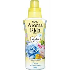 Lion Soflan Aroma Rich Fairy Кондиционер для белья с цветочно-фруктовым ароматом 550 мл