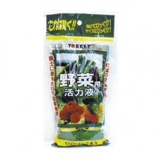 Yorkey Plant Vitalizing Agent Удобрение минеральное для активизации и роста овощей 100 мл х 2 шт