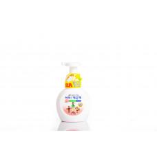 CJ Lion Ai-Kekute Антибактериальная пена для рук для детей и взрослых Лимон 250 мл