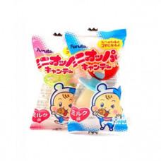Конфета в виде соски Furuta Mini Oppai с молочным вкусом 1 шт