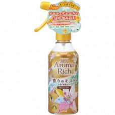 Кондиционер-спрей для белья Lion Soflan Aroma Rich Maria с ароматом лилии 200 мл