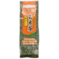 Ito En Ooi-Ocha Genmaicha Green Tea with Roasted Rice Зеленый чай листовой с жаренным рисом 300 гр
