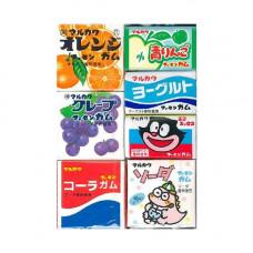 Marukawa Assorted 7 Жевательная резинка Ассорти 7 шт 36,6 гр