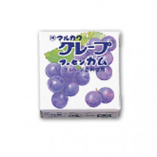 Marukawa Marble Grape Жевательная резинка Виноград 1 упаковка 5,4 гр (4 шарика)