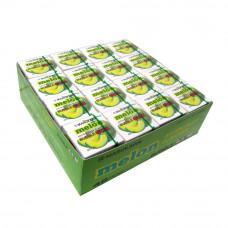 Marukawa Marble Melon Жевательная резинка Дыня 48 упаковок по 4 шарика