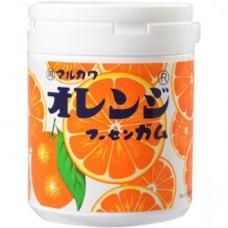Marukawa Marble Orange Жевательная резинка Апельсин 130 гр