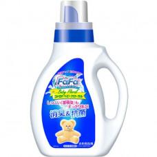Детское дезодорирующее средство для стирки белья Nissan FaFa Baby Floral Цветочно-лесной аромат 900