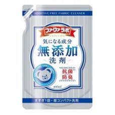 Жидкое средство для стирки Nissan FaFa Ultra концентрированное натуральное (м.у.) 400 мл