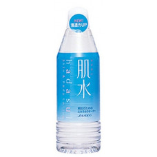 Shiseido Hadasui Skin Water Тонизирующий лосьон для лица Розмарин (голубая) 400 мл