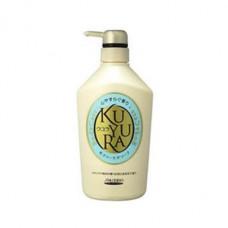 Shiseido KuYuRa Жидкое мыло для тела с ароматом трав 550 мл