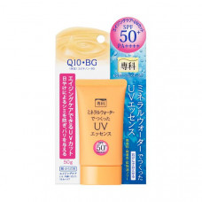 Shiseido Senka Aging Care Солнцезащитная эссенция с УФ-фильтром для лица и тела SPF50+ PA++++ 50 гр