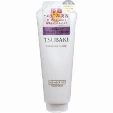 Shiseido Tsubaki Damage Care Тритмент для поврежденных волос Восстанавливающий с маслом камелии 180