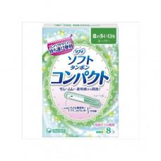 Unicharm Sofy Super Гигиенические тампоны для дней с обильными выделениями 8 шт