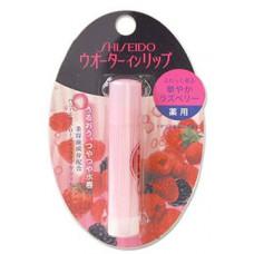 Shiseido Гигиеническая увлажняющая губная помада Малина 3,5 гр