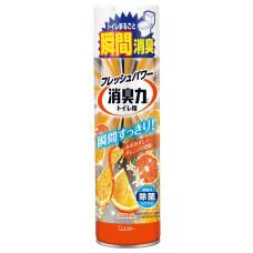 Освежитель воздуха аэрозоль для туалетной комнаты ST Shoushuuriki Апельсин 330 мл