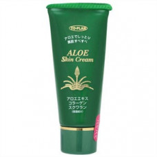 To-plan Aloe Сream Крем для лица с экстрактом алоэ 40 гр