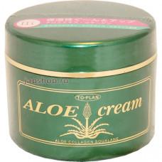 To-plan Aloe Сream Универсальный крем для лица с экстрактом алоэ, коллагеном и скваланом 220 гр