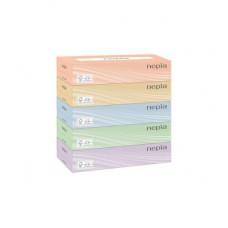 Nepia Бумажные двухслойные салфетки NepiNepi 197х217 мм 200 шт * 1