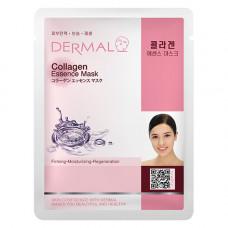 Маска коллагеновая Dermal Collagen Essence Mask 1 шт 23 гр